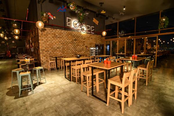 Karma Unplugged Bar Banjara Hills