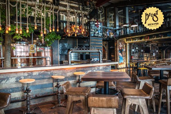 Prost Brewpub Pub Jubilee Hills