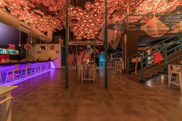 Tiki Shack Pub in Gachibowli