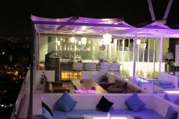 Vertigo The High Life Pub Banjara Hills