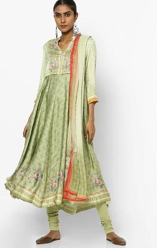 Designer Party Wear Anarkali