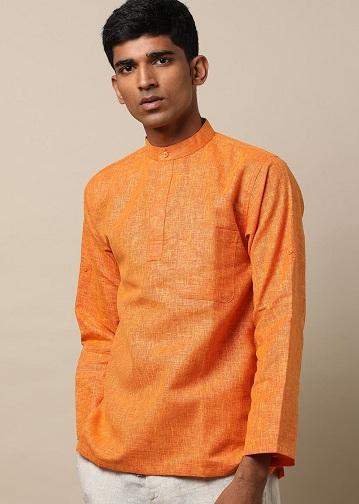 Linen Kurta Shirts