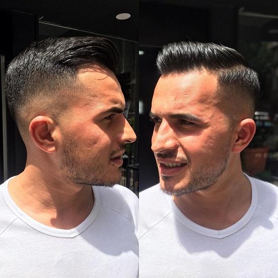 Bald haircut semi 44 Mind