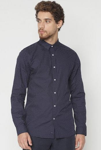 Jack And Jones Full Sleeve Printed Shirt