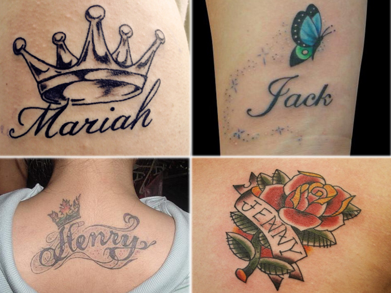 30 Best Name Tattoo Designs For Men And Women In 2020
