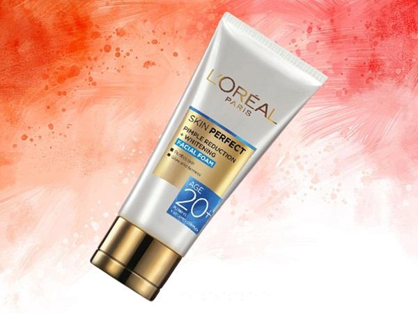 L'Oreal Paris Skin Perfect 20+ Facial Foam