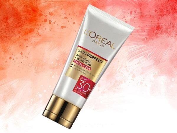 L'Oreal Paris Skin Perfect 30+ Facial Foam