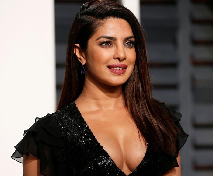 Priyanka Chopra Romantic