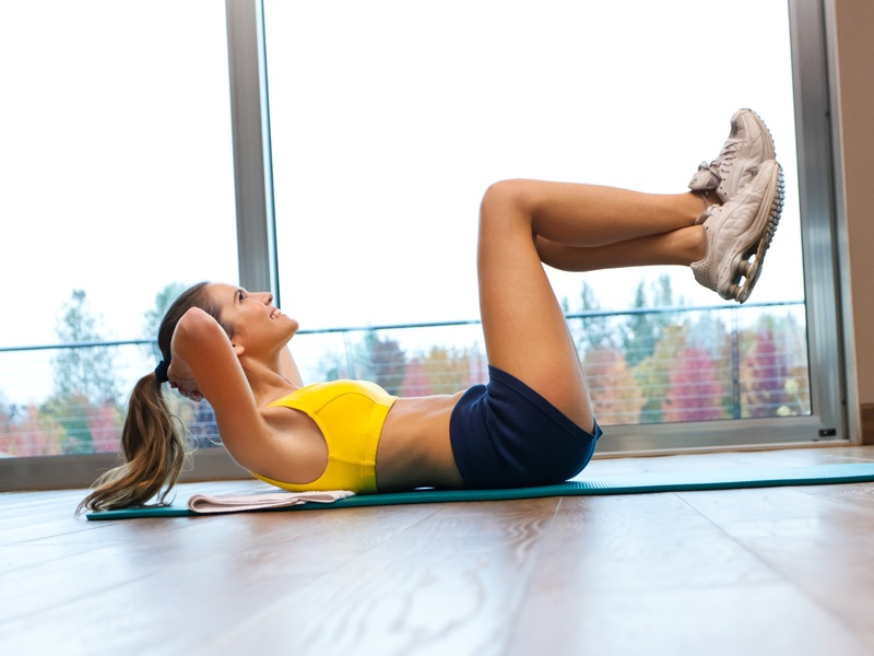 18 Different Floor Exercises Names List and Its Benefits